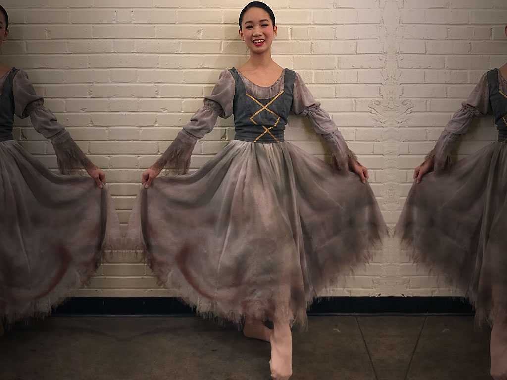 Parkrose School District Accomplished Ballerina Performs In Regional Productions